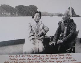 Những hình ảnh quý giá về Chủ tịch Hồ Chí Minh