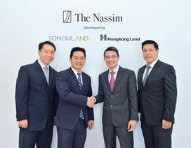 SonKim Land và Hongkong Land công bố dự án căn hộ cao cấp The Nassim