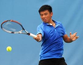 Lý Hoàng Nam xuất sắc đánh bại tay vợt thứ 470 thế giới