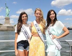 Ba hoa hậu hội ngộ