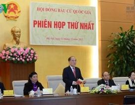 Hội đồng Bầu cử Quốc gia họp phiên họp thứ nhất