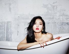 """Hở quá bạo, sao trẻ Hàn Quốc bị chỉ trích """"rẻ tiền"""""""