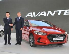 Hyundai Avante thế hệ mới - Dài rộng hơn