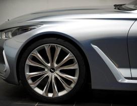 Vision G Concept hé lộ ngôn ngữ thiết kế mới của Hyundai