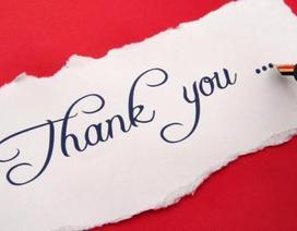 """Phát động cuộc thi trực tuyến """"Con cảm ơn Bố, Mẹ"""" - Thank you, mom & dad"""
