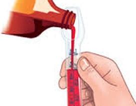 Thuốc dạng lỏng rất dễ hỏng