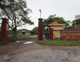 Nổ trong nhà máy gang, 4 công nhân bị bỏng