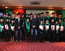 Học thạc sỹ Kế toán Tài chính- Quản trị tại Việt Nam, nhận bằng của CHLB Đức