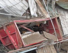 Hà Nội: Máy vận thăng rơi từ tầng 27, 2 người tử vong