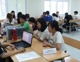 Mới có hơn 600 hồ sơ nộp vào Trường ĐH Tài nguyên và Môi trường Hà Nội