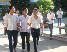 Điểm chuẩn nguyện vọng 1 vào trường ĐH Công nghiệp Hà Nội