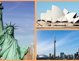 Hội thảo đặc biệt: So sánh đầu tư du học Mỹ - Úc - Canada