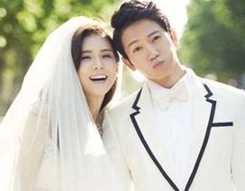 Người đẹp Lee Bo Young sợ phải đóng phim cùng…ông xã