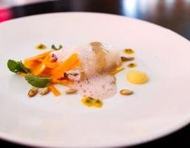 Theo chân đầu bếp sao Michelin đưa tinh hoa ẩm thực Pháp tới Hà Nội