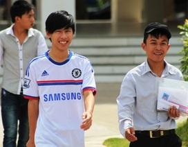 Gần 555.000 thí sinh trúng tuyển vào ĐH,CĐ năm 2015