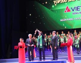 VietABank nhận giải thưởng Sao Vàng Đất Việt