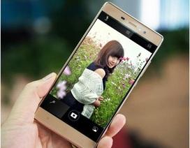 Massgo Vi5 - smartphone giá rẻ kiểu dáng mỏng, vỏ kim loại