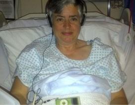 Âm nhạc làm dịu cơn đau khi giải phẫu?