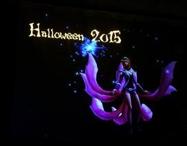 """Zombie tưng bừng nhảy múa trong đêm """"Lễ hội Halloween kỳ bí"""" ở Hà Nội"""