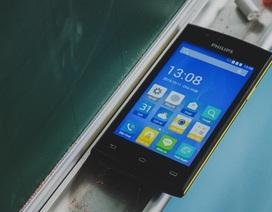 Philips bán ra thị trường smartphone giá cực rẻ