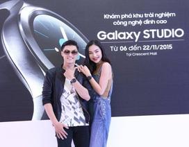 Helly Tống và Lâm Vinh Hải bất ngờ đeo đồng hồ giống nhau