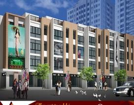 Phố thương mại, mô hình bất động sản đầu tư hay an cư?