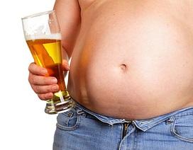 """Người có """"bụng bia"""" có khả năng tử vong cao hơn người béo phì"""