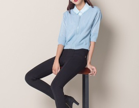 IVY Moda ra mắt các mẫu len Wool Blend mới