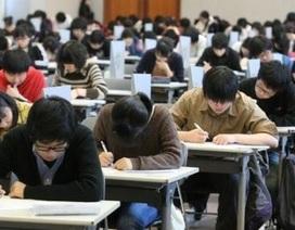 """630.000 thí sinh Hàn Quốc bước vào kỳ thi đại học """"sinh tử"""""""