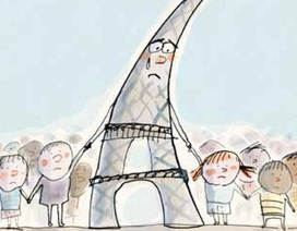 Pháp cho in tờ rơi giải thích với học sinh về vụ khủng bố tại Paris