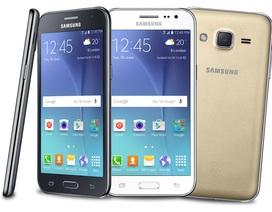 Samsung ra mắt điện thoại Galaxy J2 mạng 4G giá mềm