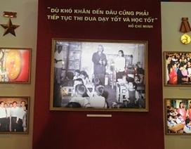Thành lập Phòng Truyền thống Giáo dục Việt Nam