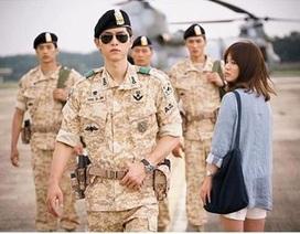 Mỹ nam Song Joong Ki gặp tai nạn nghiêm trọng trên phim trường