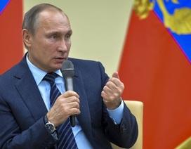 Putin chưa thể nguôi giận Thổ Nhĩ Kỳ