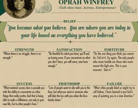 Châm ngôn cuộc sống của những người thành công nhất thế giới