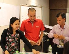 Chiến lược đầu tư con người để phát triển bền vững của Coca- Cola