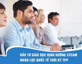 Giáo dục là đầu tư: Vai trò của STEM trong du học thời kỳ TPP