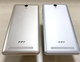 Ảnh thực tế cặp đôi smartphone FPT X501-X502