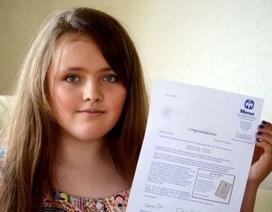 Cô bé có chỉ số IQ cao hơn Albert Einstein
