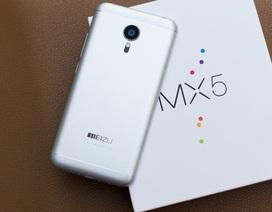 Meizu sử dụng công nghệ RAM mới cho M2 Note và MX5