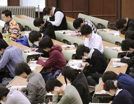 Trường đại học cấm thí sinh mang đồng hồ vào phòng thi