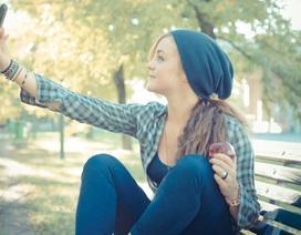 Chụp ảnh tự sướng: trào lưu khoe cá tính bạn trẻ