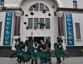 Đại học Tân Tạo - Điểm sáng của mô hình giáo dục khai phóng tại Việt Nam