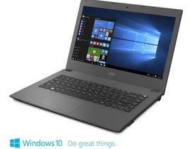 Acer tung bộ ba laptop tầm trung với thiết kế ấn tượng