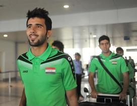 Tuyển Iraq tuyên bố sẽ đánh bại đội tuyển Việt Nam