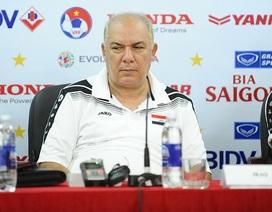 """HLV Iraq: """"Đội tuyển Việt Nam mạnh hơn năm 2007 rất nhiều"""""""