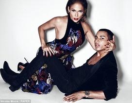 Jennifer Lopez đẹp đôi bên trai trẻ