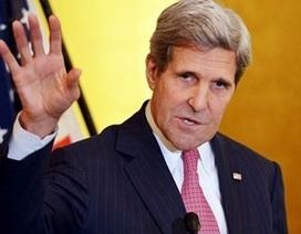 """John Kerry: IS sẽ khó khăn sau khi """"John Thánh chiến"""" thiệt mạng"""