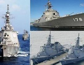 Khu trục hạm Aegis 27DD của Nhật sẽ mạnh nhất thế giới?