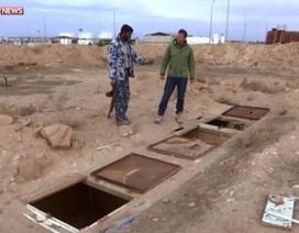 Bên trong nhà tù nhốt nô lệ tình dục Yazidis chật chội đến ngạt thở của IS